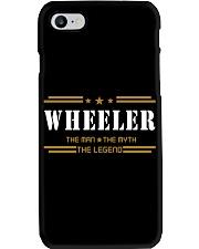 WHEELER Phone Case thumbnail