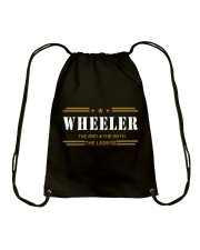 WHEELER Drawstring Bag thumbnail