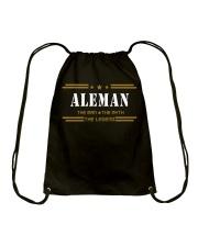 ALEMAN Drawstring Bag thumbnail