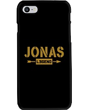 Jonas Legend Phone Case thumbnail
