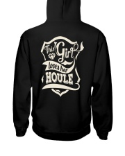 HOULE with love Hooded Sweatshirt back