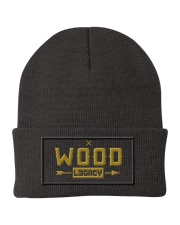 Wood Legacy Knit Beanie thumbnail