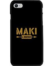 Maki Legend Phone Case thumbnail