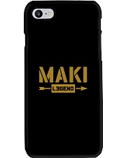 Maki Legend Phone Case thumbnail