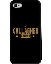 Gallagher Legend Phone Case thumbnail