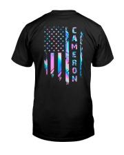 Cameron Flag Classic T-Shirt thumbnail