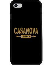 Casanova Legacy Phone Case thumbnail