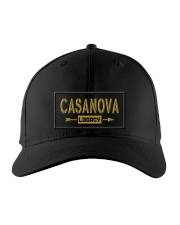 Casanova Legacy Embroidered Hat front