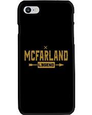 Mcfarland Legend Phone Case tile
