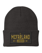 Mcfarland Legend Knit Beanie front