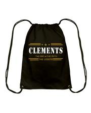 CLEMENTS Drawstring Bag thumbnail