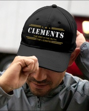 CLEMENTS Embroidered Hat garment-embroidery-hat-lifestyle-01