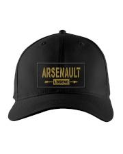 Arsenault Legend Embroidered Hat front