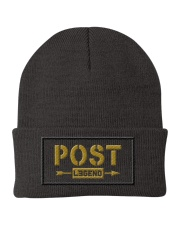 Post Legend Knit Beanie front