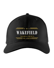 WAKEFIELD Embroidered Hat front