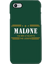 MALONE Phone Case tile