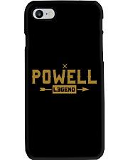 Powell Legend Phone Case thumbnail