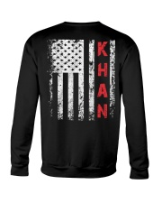 Khan 001 Crewneck Sweatshirt back