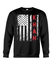 Khan 001 Crewneck Sweatshirt front