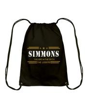 SIMMONS Drawstring Bag tile