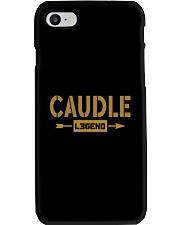 Caudle Legend Phone Case thumbnail
