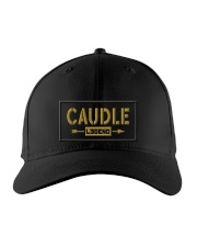 Caudle Legend Embroidered Hat front