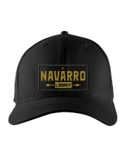 Navarro Legacy Embroidered Hat front