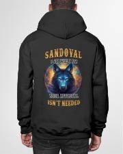SANDOVAL Rule Hooded Sweatshirt garment-hooded-sweatshirt-back-01