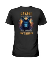 SAVAGE Rule Ladies T-Shirt thumbnail