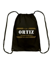 ORTIZ Drawstring Bag thumbnail