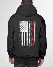 NOLAN 01 Hooded Sweatshirt garment-hooded-sweatshirt-back-01