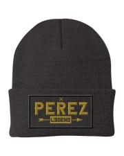 Perez Legend Knit Beanie front