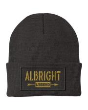 Albright Legend Knit Beanie front