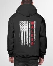 WALKER 01 Hooded Sweatshirt garment-hooded-sweatshirt-back-01
