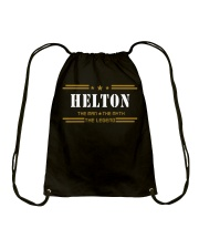 HELTON Drawstring Bag thumbnail