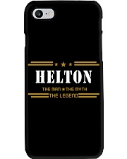 HELTON Phone Case tile