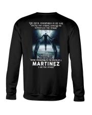 MARTINEZ Storm Crewneck Sweatshirt thumbnail