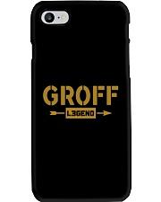Groff Legend Phone Case thumbnail
