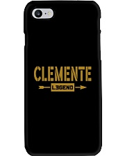 Clemente Legend Phone Case thumbnail