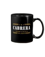 CABRERA Mug thumbnail