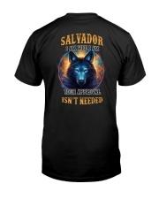 SALVADOR Rule Classic T-Shirt thumbnail