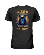SALVADOR Rule Ladies T-Shirt thumbnail