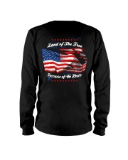 49 Veteran Land Of The F R E E Long Sleeve Tee thumbnail