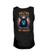 WALTON Rule Unisex Tank thumbnail