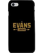 Evans Legend Phone Case thumbnail