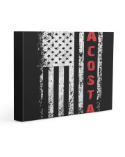 Acosta 001 14x11 Gallery Wrapped Canvas Prints thumbnail