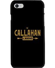 Callahan Legend Phone Case thumbnail