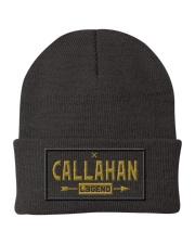 Callahan Legend Knit Beanie front