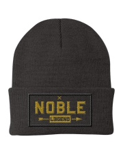 Noble Legend Knit Beanie front