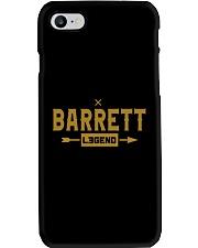 Barrett Legend Phone Case thumbnail
